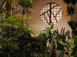Hostel Caranashi, hostel in Osaka