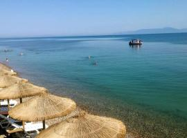 Castella Beach, hotel near Patras Industrial Zone, Alissos