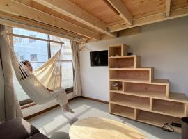 ビーチサイドハウス SHELL kamakurahase, affittacamere a Kamakura
