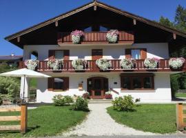 Hotel Garni Landhaus Sonnenstern, Hotel in Schönau am Königssee