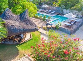 La Cozinha Bungalow, hotel with pools in Barra Grande