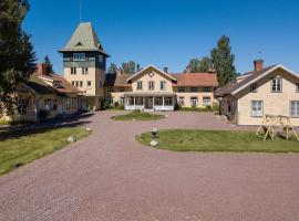 Ulfshyttans Herrgård, hotel in Borlänge