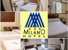 Hotel Milano, hotel em Sorocaba