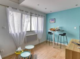 Charmant studio moderne toulousain, appartement à Toulouse