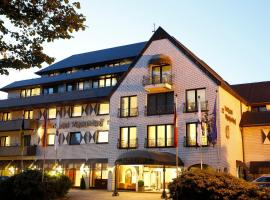 Parkhotel Wittekindshof, hotel near shoping and pedestrian area, Dortmund