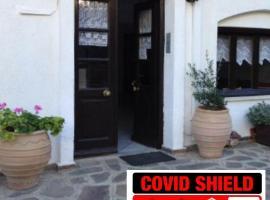 Oinoi Hotel, hotel in Agios Kirykos