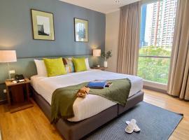 Asoke Residence Sukhumvit by UHG, отель в Бангкоке