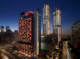Fairmont Ambassador Seoul, hotel in Seoul