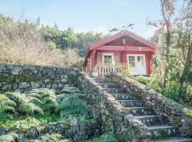 Cabana Roja Sauzal Tf, lodge in Sauzal