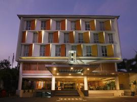 Horaios Malioboro Hotel, hotel di Yogyakarta