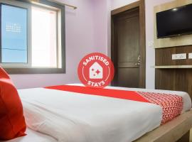 OYO 36517 Hotel Bharati Inn, hotel in Puri