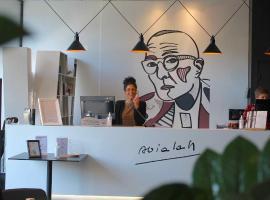 Best Western Plus Hôtel Litteraire Alexandre Vialatte, hotel in Clermont-Ferrand