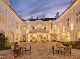 The Mozart Prague, hotel near Clementinum National Library, Prague