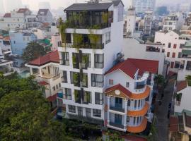Loft Studio KunKin NCV Apartment, hotel near Landmark 81, Ho Chi Minh City