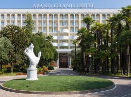 Abano Grand Hotel, hotel near Parco Regionale dei Colli Euganei, Abano Terme