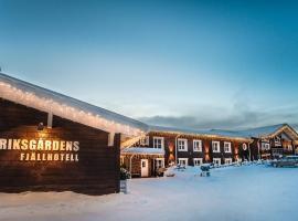 Eriksgårdens Fjällhotell, hotell i Funäsdalen