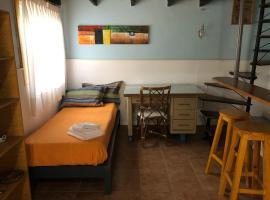 Departamento tres personas con internet, hotel en Mar del Plata