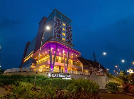 Kartika One Hotel, hotel near University of Indonesia, Jakarta