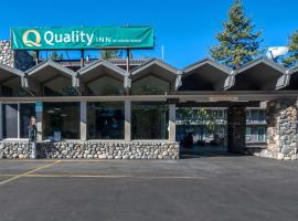 Quality Inn South Lake Tahoe, hotel in South Lake Tahoe