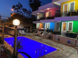 RAİNBOW BUTİK OTEL, отель в Кеме
