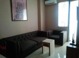 GW Room, apartment in Yogyakarta