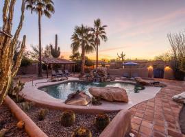 North Scottsdale on 70th Pl home, villa in Scottsdale