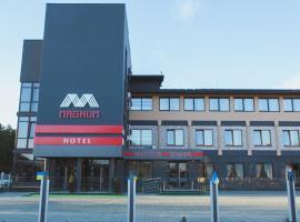 Magnum, hotel Beregszászon