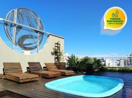Eko Residence Hotel - a 200m dos Hospitais da Santa Casa, hotel em Porto Alegre