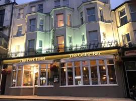 The Port Hotel, hotel in Portrush