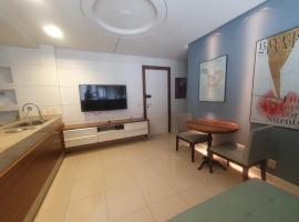 Apto reformado no centro de Floripa EAG916, apartamento em Florianópolis