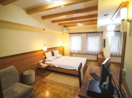 Hotel Vila Vrbas, отель в Баня-Луке