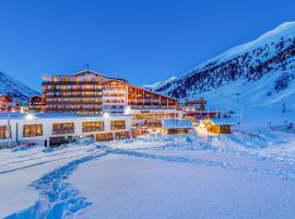 Alpen-Wellness Resort Hochfirst, hotel in Obergurgl