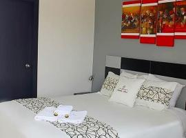 Hotel Tababela Land, hotel near Quito Mariscal Sucre International Airport - UIO, Tababela