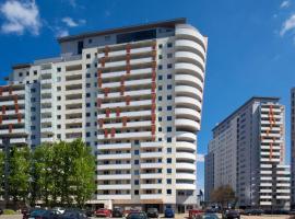 Apartament Żagiel, sted med privat overnatting i Gdańsk