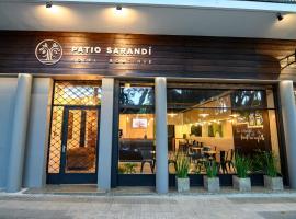 Patio Sarandí Hotel Boutique, hotel in Durazno