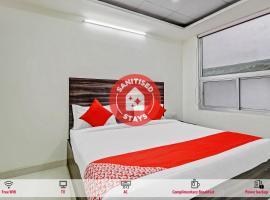 OYO 47798 Flora Enclave, hotel near Sawai ManSingh Medical College, Jaipur