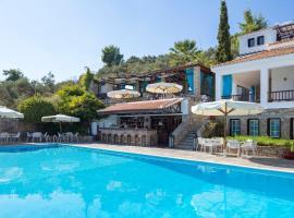 Aegean Suites Hotel, hotel in Megali Ammos