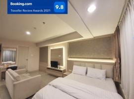 Apartemen Grand Kamala Lagoon Studio By Bonzela Property, self catering accommodation in Bekasi
