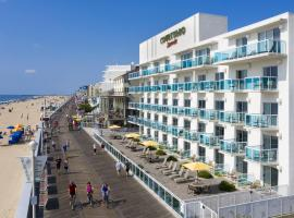 Courtyard by Marriott Ocean City Oceanfront, отель в Оушен-Сити