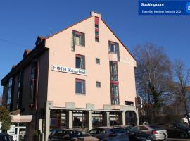 Hotel Körschtal, отель в Штутгарте