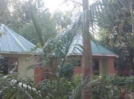 Millennium Green Gardens And Cottages, apartment in Entebbe