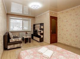 Уютная квартира на Восьмиэтажке, apartment in Ufa
