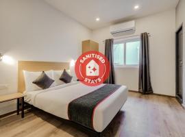 OYO Townhouse 77649 Ashok Nagar, hotel in Chennai