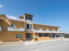 KORMORANOS BEACH, hotel in Corfu