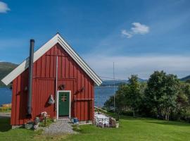 Kræmarvika Lodge, feriebolig i Tromsø