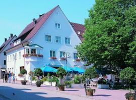 Hotel Schwanen, Hotel in Freudenstadt