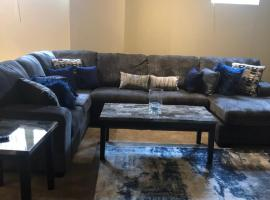 Luxury Stay on Woodward, apartment in Detroit