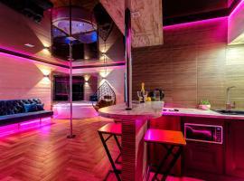 Апартаменты LUX, апартаменты/квартира в Краснодаре