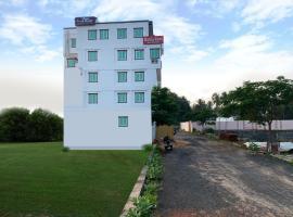 Hotel Rani and Rani Residency, hotel near Pondicherry Airport - PNY, Pondicherry