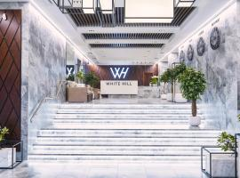 WHITE HILL Hotel, hotel in Belgorod